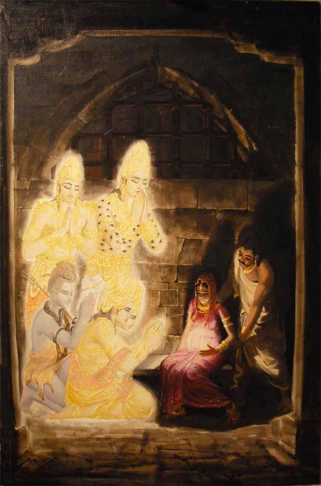 Nimokkha Sutta – Liberazione Nascitadikrishna%20copia